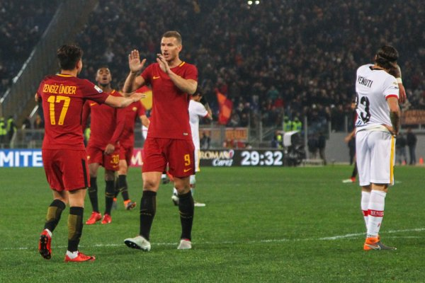 Edin Dzeko - AS Roma 016