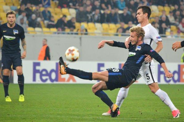 Fabian Lustenberger - Hertha BSC 003