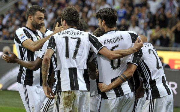 Juventus csapat 004