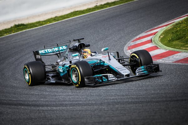 Lewis Hamilton Mercedes 027
